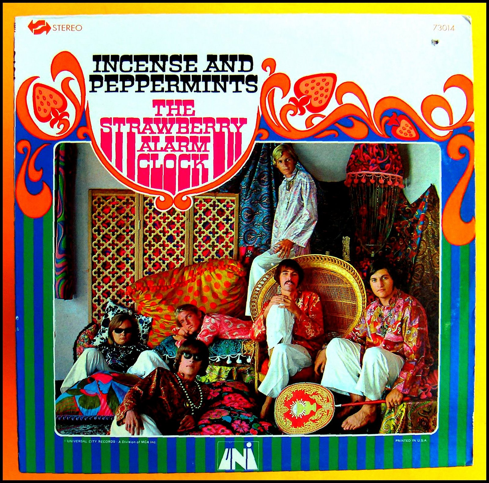 Strawberry Alarm Clock - Incense &amp; Peppermints