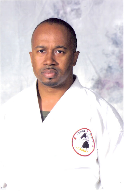 Sensei Anthony Sampson