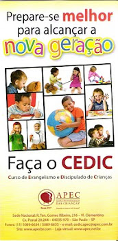 FAÇA APEC - Beneficio para seu lar e para a Igreja.
