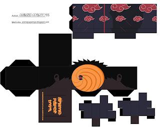 Tobi Papercraft