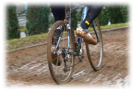 bicicleta barro sant boi