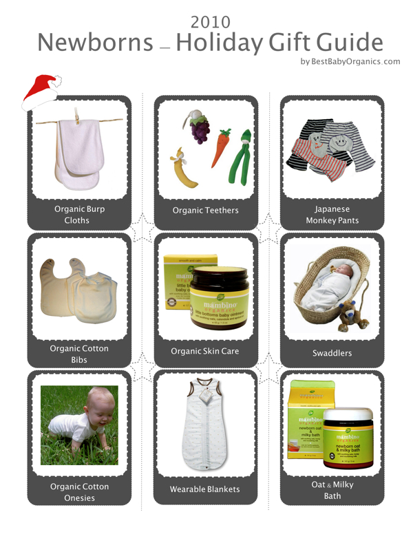 Gift Ideas for Newborn babies