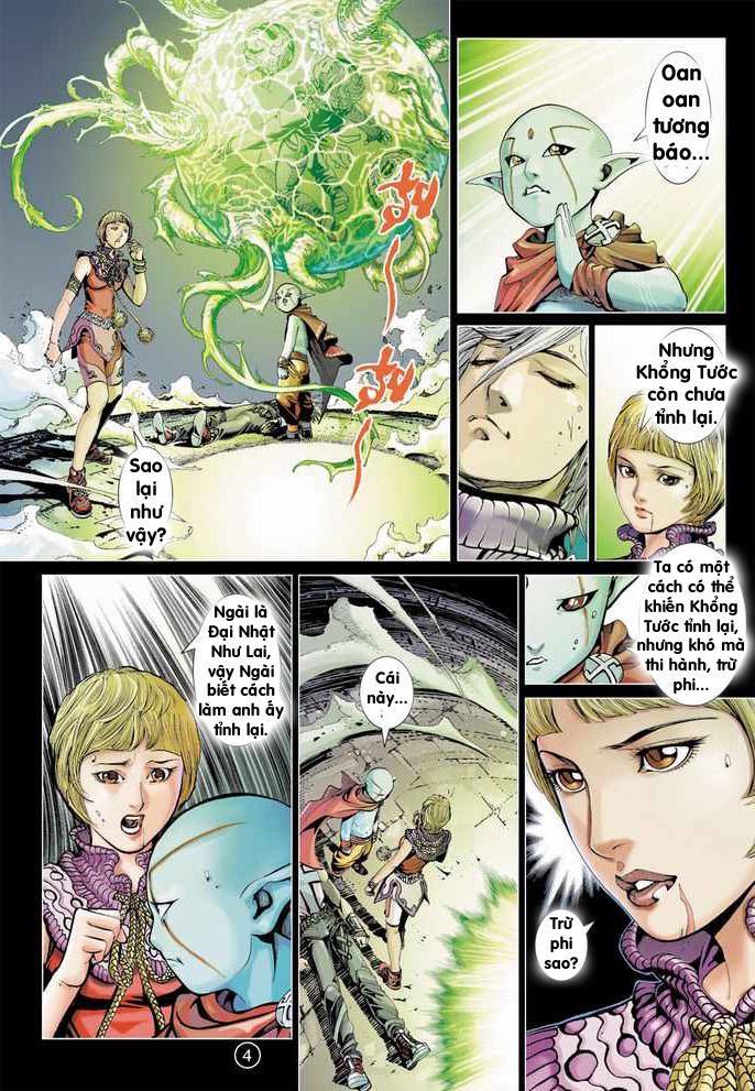 Khổng Tước Minh Vương chap 4 - Trang 4