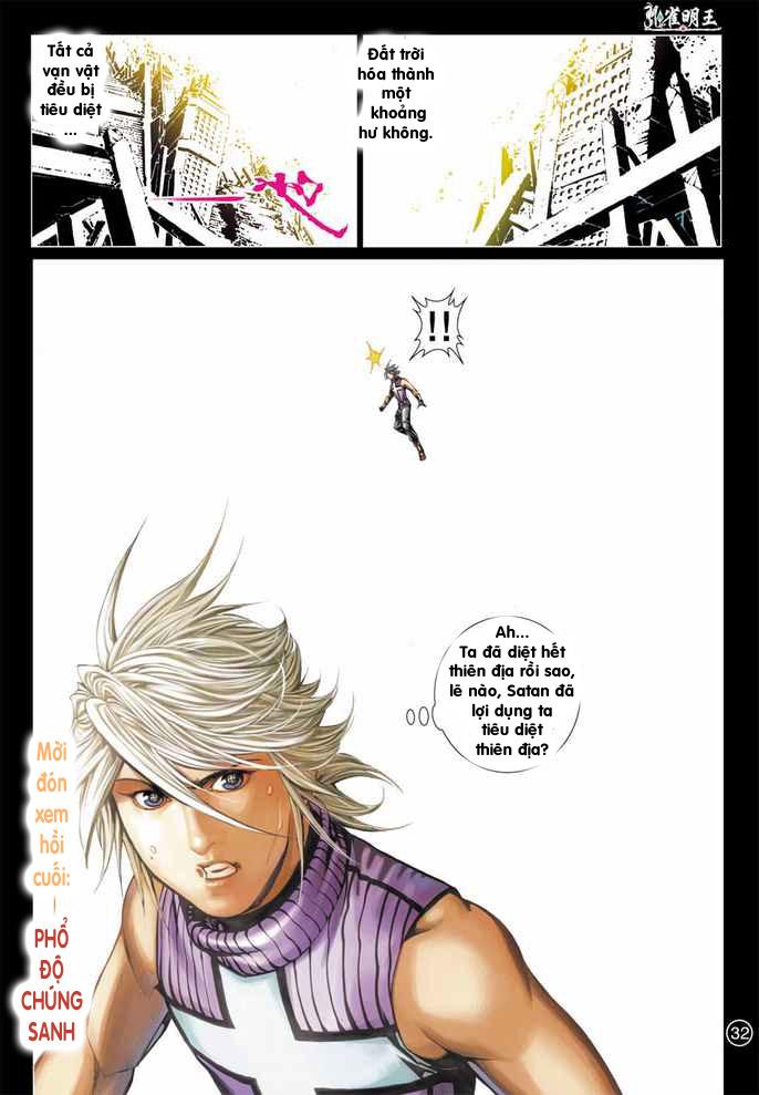 Khổng Tước Minh Vương chap 4 - Trang 24