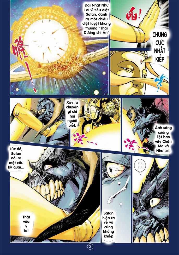 Khổng Tước Minh Vương chap 2 - Trang 2