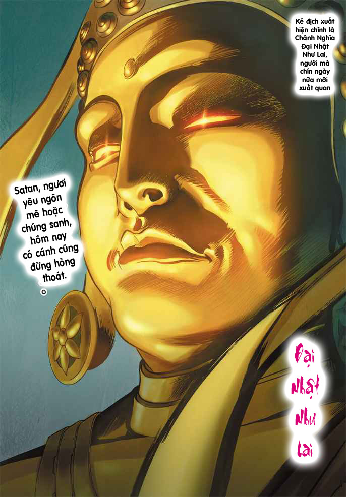Khổng Tước Minh Vương chap 2 - Trang 19