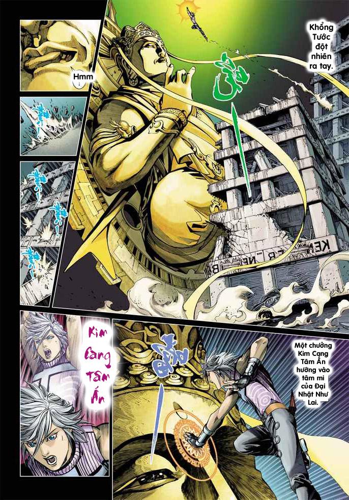 Khổng Tước Minh Vương chap 2 - Trang 23