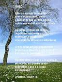 Texto do poeta Daniel Valente