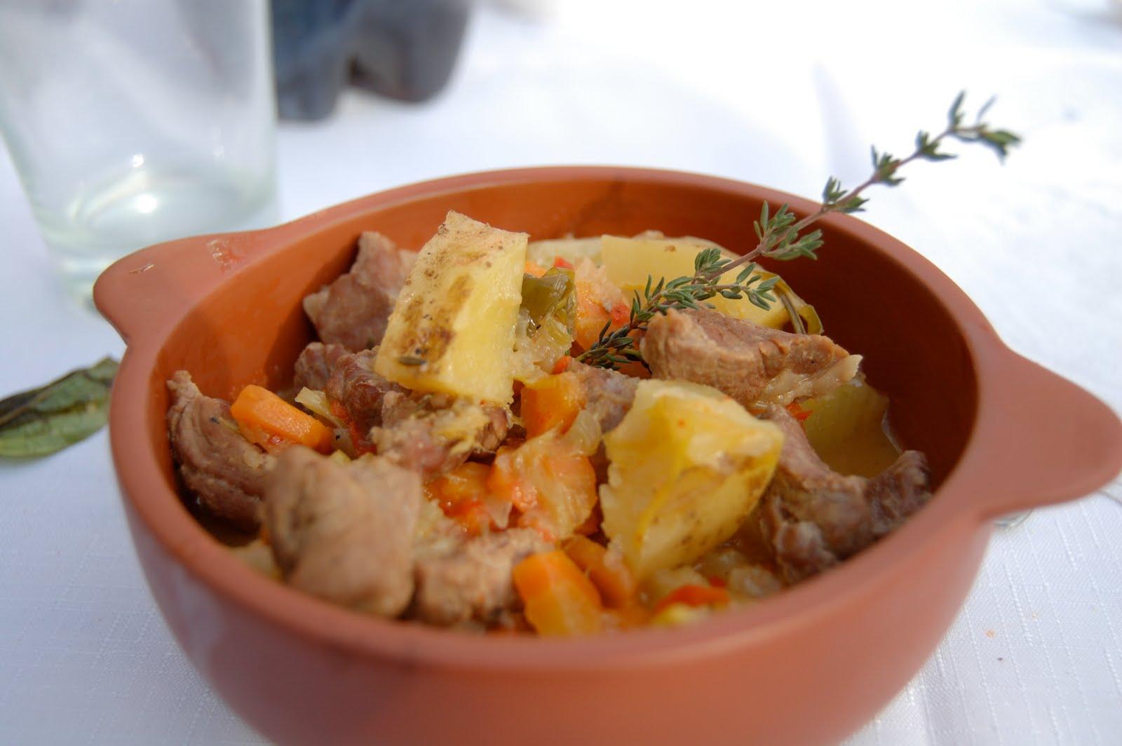 Cara in argentina again la cocina argentina for Cocina argentina