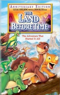 Opening to The Land Before Time 1989 VHS [True HQ]