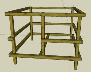 Drewno I Metal Cad Dla Majsterkowicza I Projekt Altany