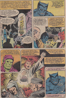 It would be easier to list people who have never been replaced by a Skrull...
