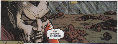 This panel sums up Marvel Dracula pretty nicely, I think.