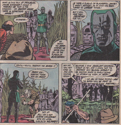 Visit Latveria's scenic...swamps, or whatever.