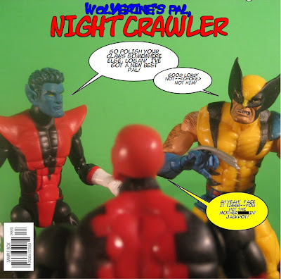 Just a matter of time until Deadpool's Pal is a comic, with someone.