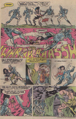 Early Keith Giffen art, presumably right before his first Legion run.