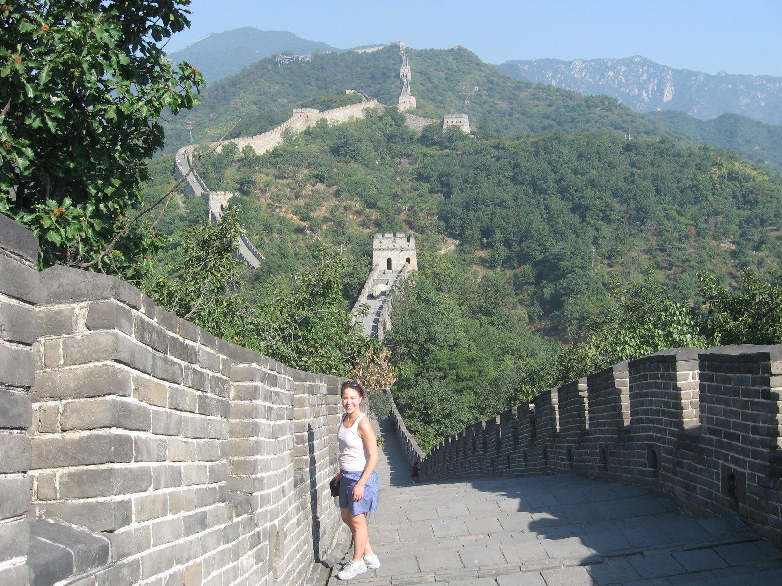 Great Wallin' It