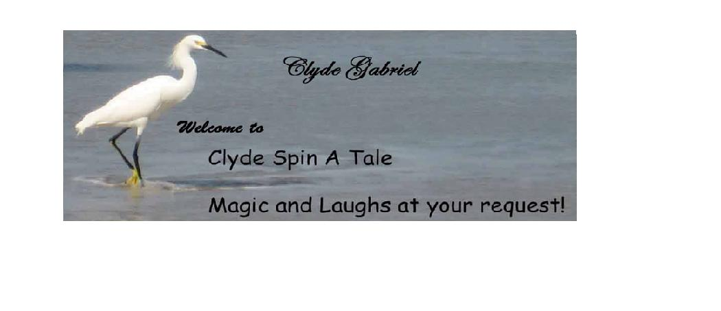 CLYDE SPIN A TALE