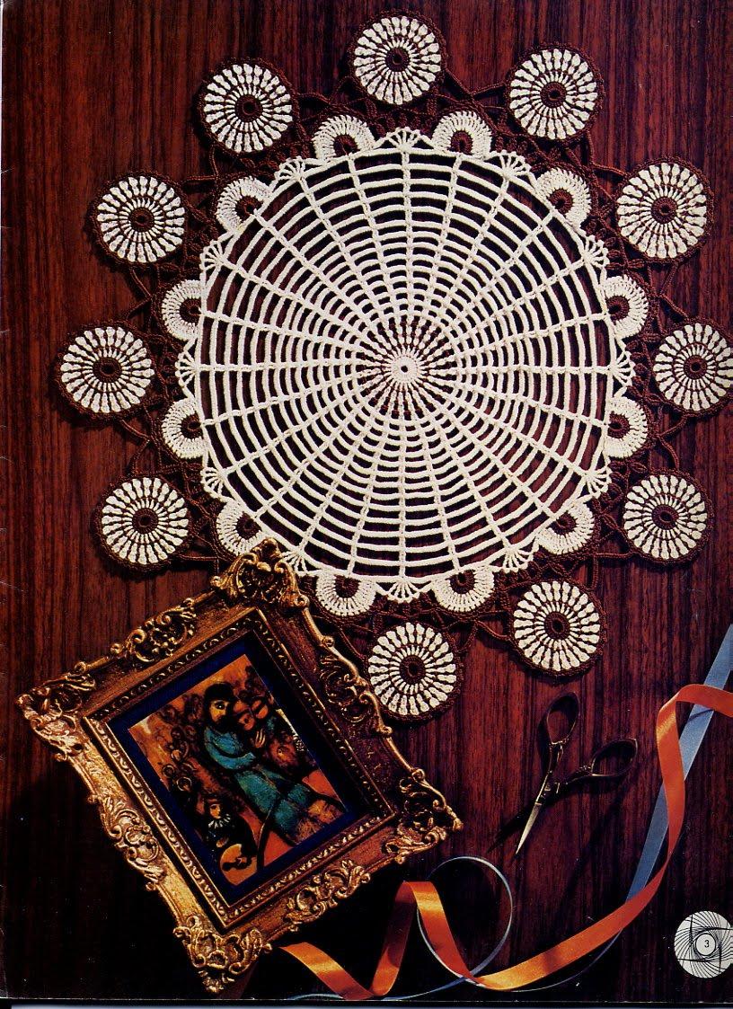 Carpeta Pavo real~   ~ Crochet Style ~