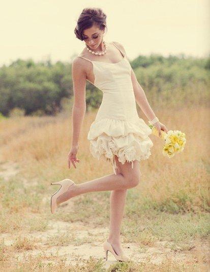 Discount Wedding Dresses Mini 106