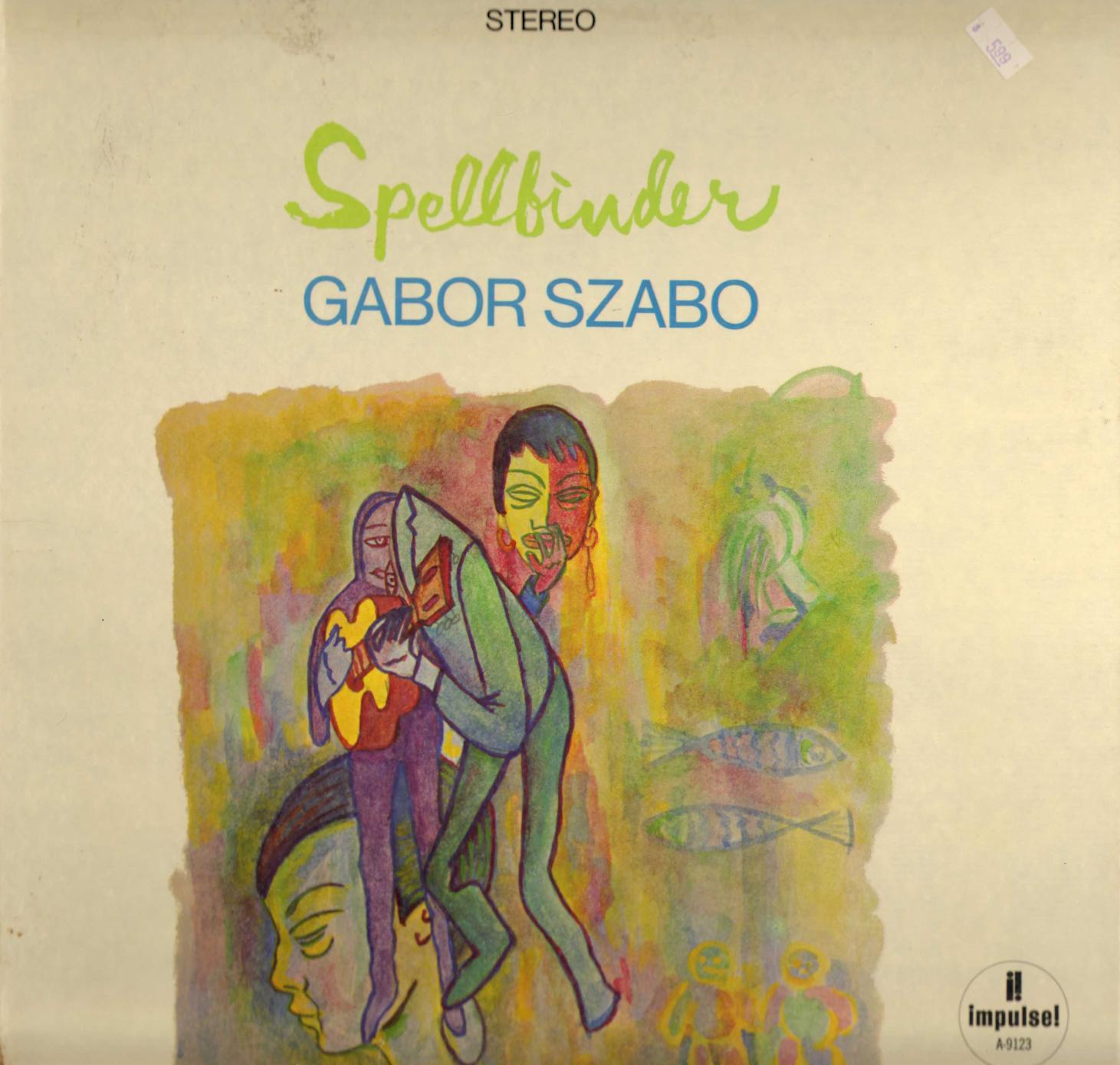 Gabor Szabo Witchcraft