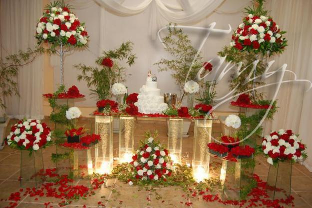 Noiva no Divã Decoração