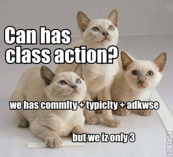 Class Action lolcat