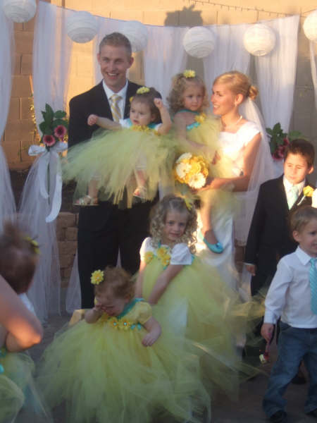 [wedding+with+kids+and+steven]