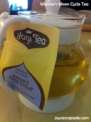 Womens moon cycle tea