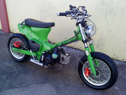 My Bike Honda Cub 70