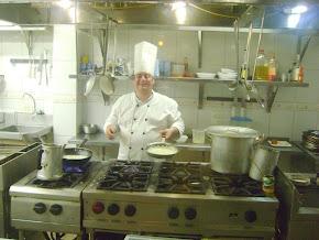 Chef Paulinho Pecora