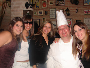 Chef Paulinho Pecora e Amigas