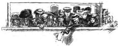 Drawing of people at the beginning of chapter 2