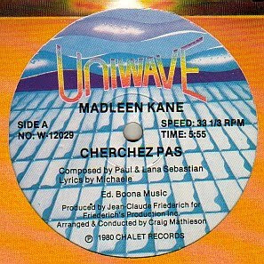 Madleen Kane Cherchez Pas