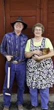 Panhandle American Gothic