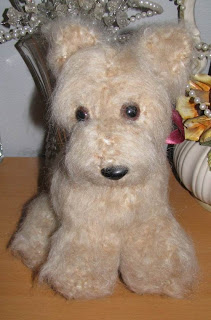 Cuudly Toy Dog Called Spoofer