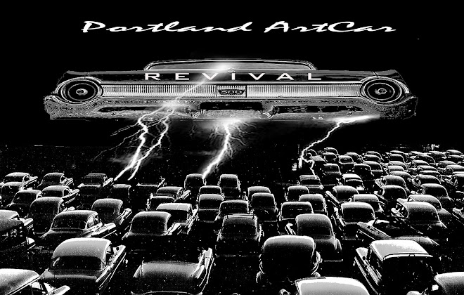 Portland ArtCar Revival Club