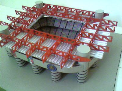 Maquetas de Los Estadios Del Mundo (Agregados+Edit)
