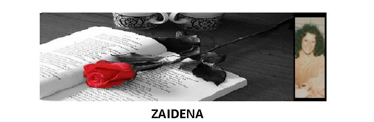 zaidena escritos