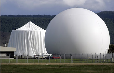 new zealand spy base peace activists electronic warfare