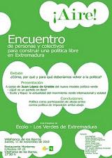 Encuentro: ¡Aire! Inspiración para el 2011