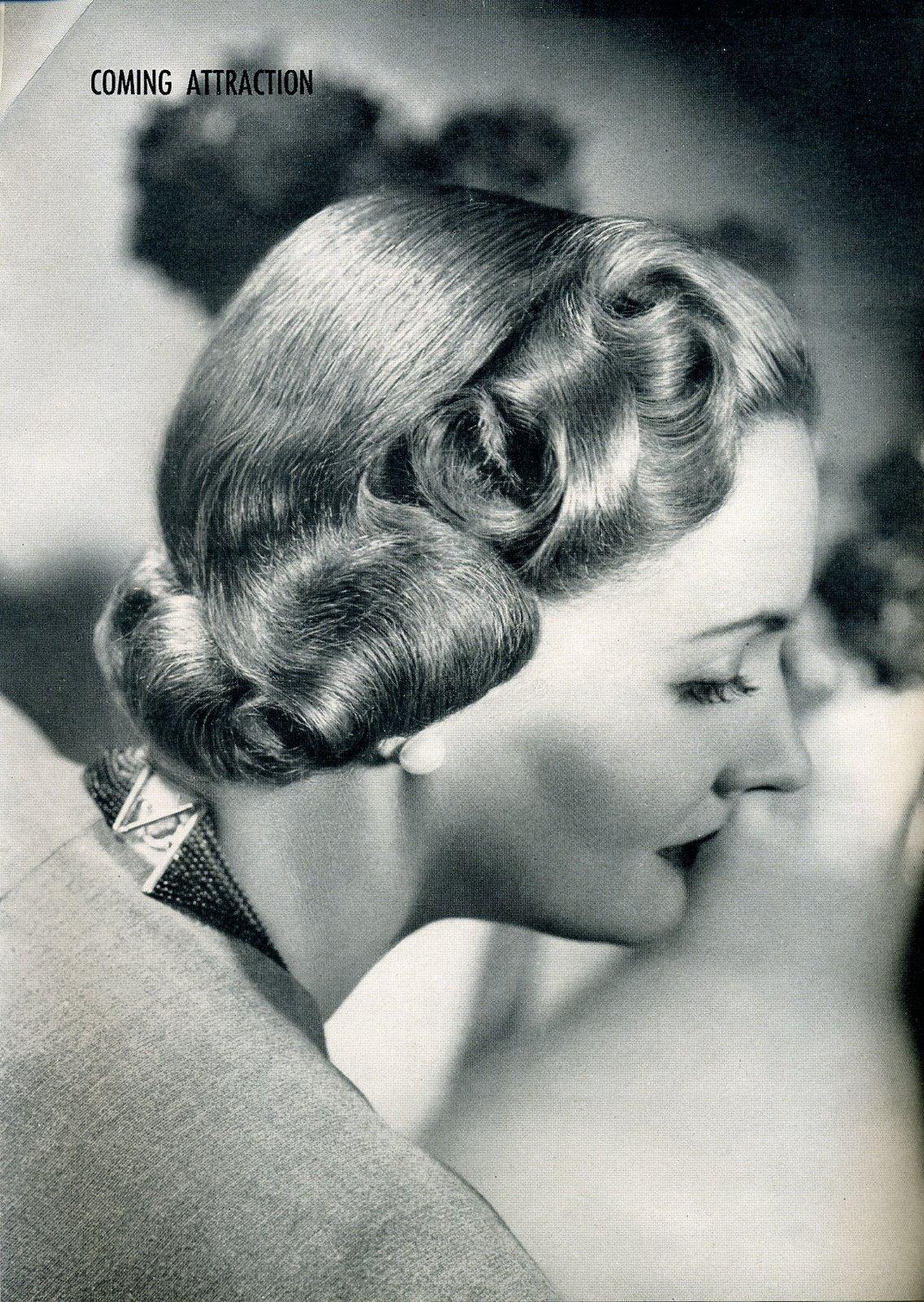 1940s Vintage Hairstyles