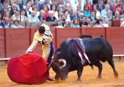 Los toros te engancharán