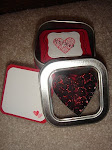 Mini Love Note Tins