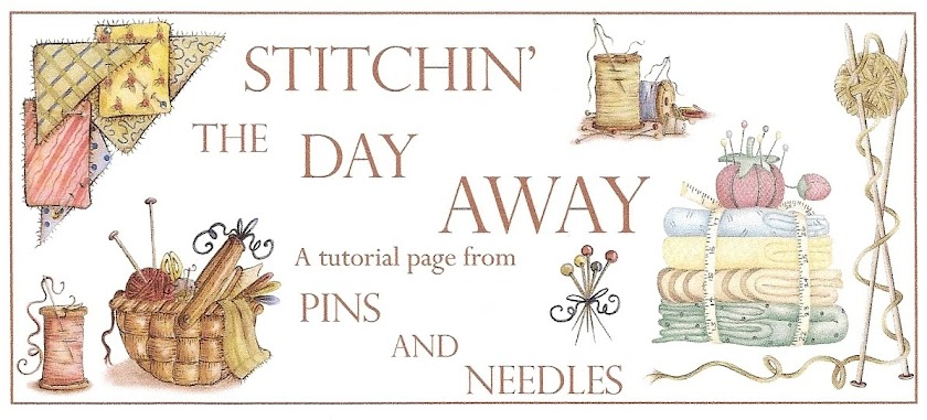 Stitchin' The Day Away