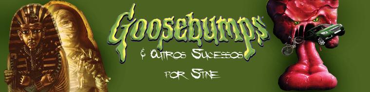 Goosebumps & outros sucessos por Stine