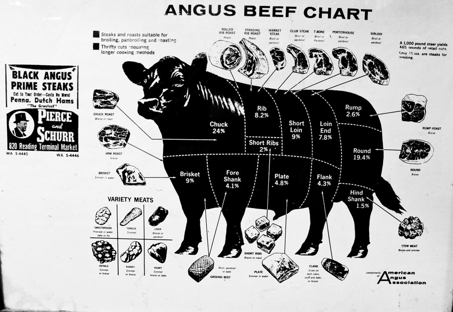 Cow And Charts On Pinterest