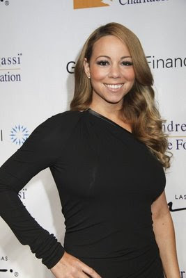 Mariah Carey Beautiful Hairstyle