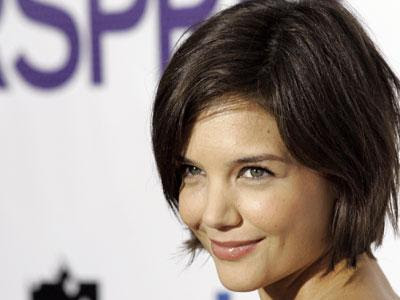 Celebrity haircuts are back with more on Katie Holmes Bob Hairstyle.