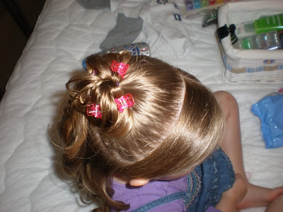 Curly Hairstyles For Kids